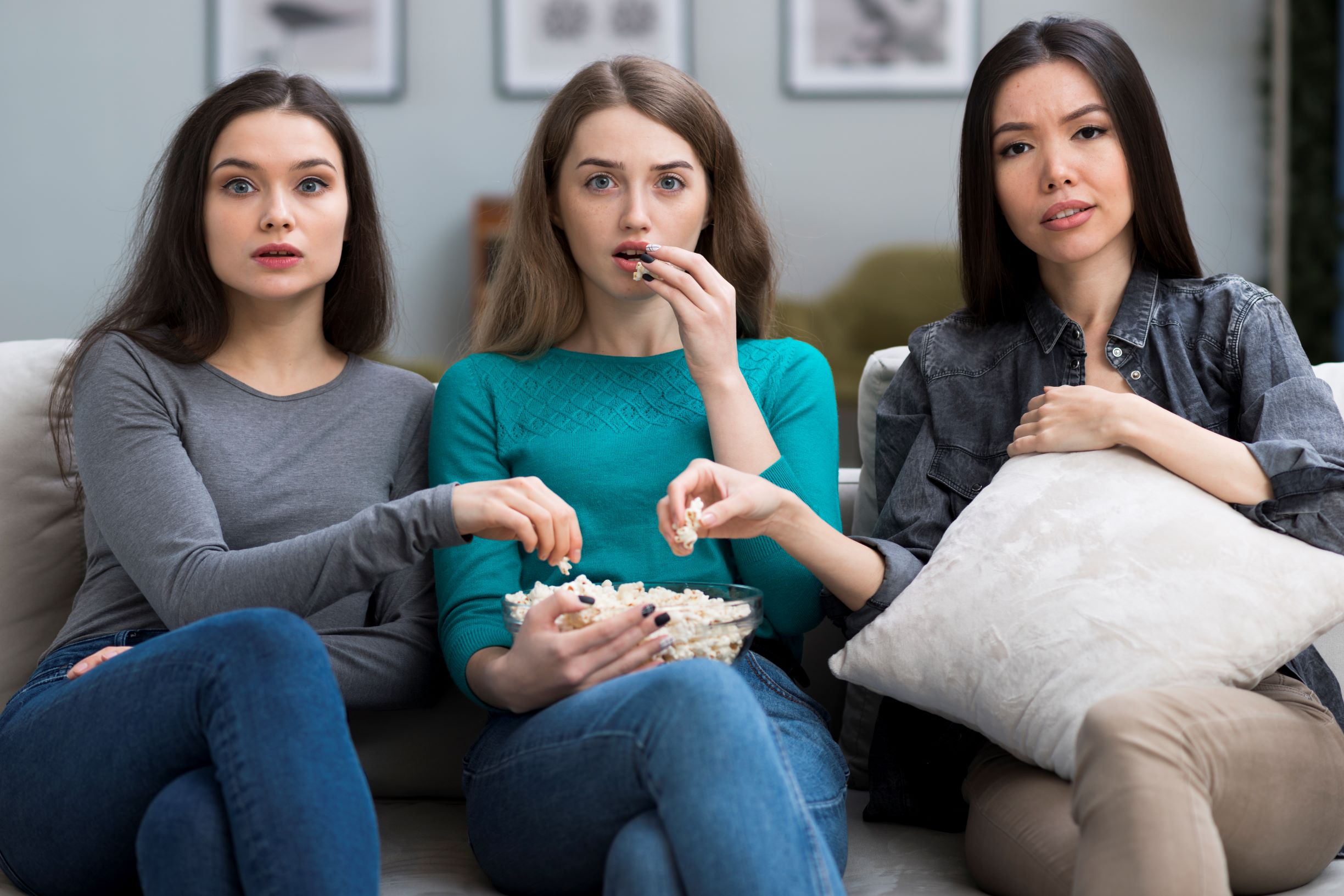 Tech-Gift-Guide-Group-of-adult-women-watching-movie.jpg