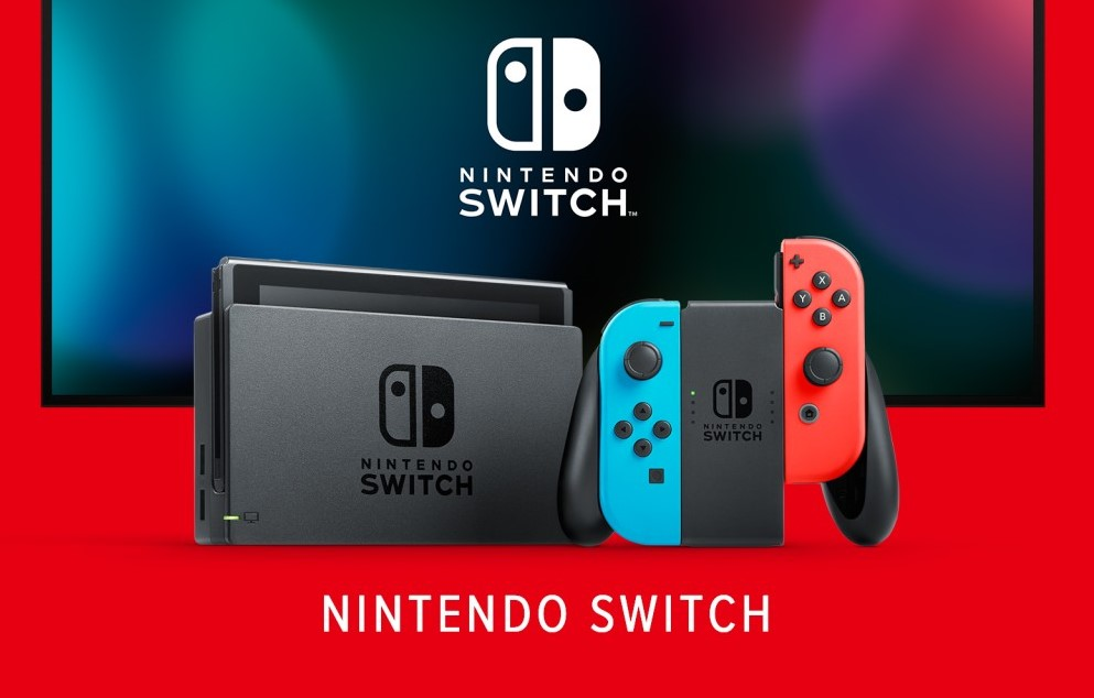 Tech-Gift-Guide-Nintendo-Switch-controller-and-console-in-front-of-tv.jpg